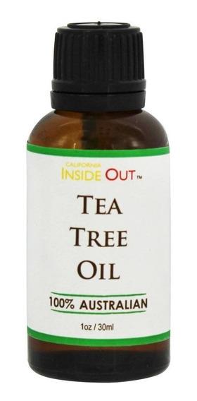 Óleo Essencial Melaleuca Tea Tree Australiano 30ml Importado