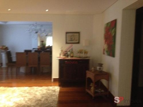 Apartamento Em Condomínio Para Venda No Bairro Tatuapé, 4 Dorm, 3 Suíte, 4 Vagas, 340 M² M - 7