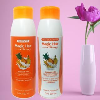 Shampoo Y Acondicionador Línea Nueva Anticaida Magic Hair