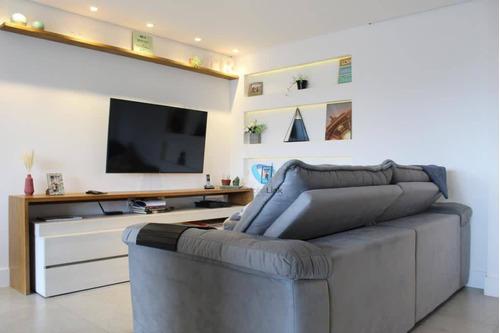 Imagem 1 de 30 de Apartamento Com 2 Dormitórios À Venda, 70 M² Por R$ 850.000,00 - Alphaville - Barueri/sp - Ap2705