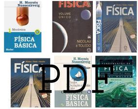 Coleção 16 Livros De Física