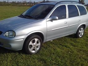 2007 / Chevrolet Corsa Wagon 5ptas 1.6 Aire Acondicionado