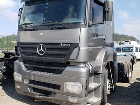 Mercedes-benz Mb 2040 4x2 Ano 2011 / Financiamos