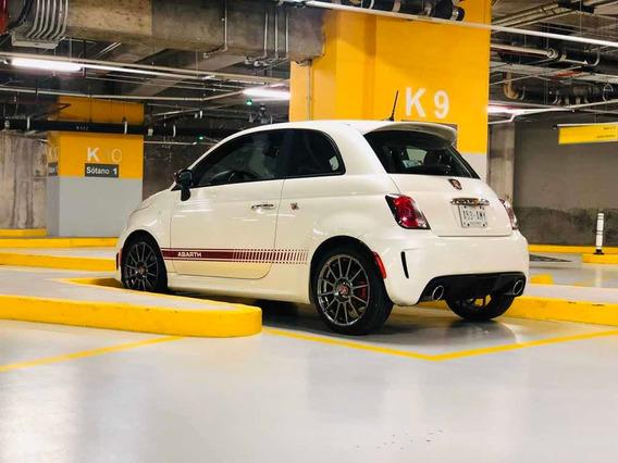 Fiat 500 2017 1.4 Abarth Mt