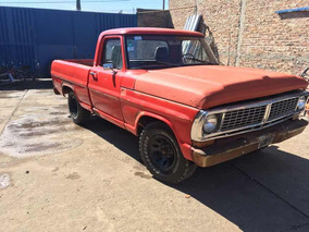 Ford F-100 F100 Punta Diamante