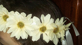 Tiara Coroa De Flores Noivas Ensaio Fotografico