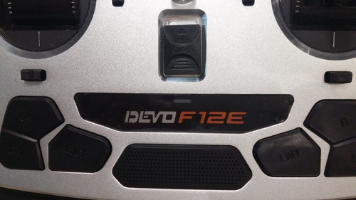 Radio Control Devo F12e Walkera Solo Tx