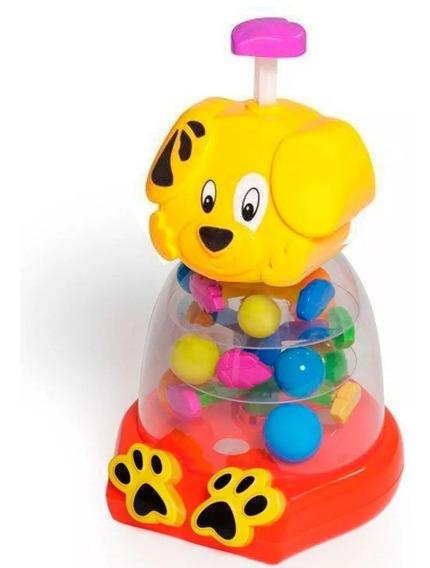 Brinquedo Educativo Colorido Para Bebê Pet Mix Calesita 884
