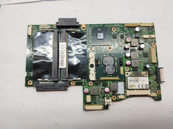 Placa Mãe Para Notebook Cce Win E35l-com Defeito