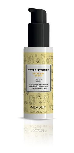 Imagen 1 de 1 de Alfaparf Style Stories Blow Dry Cream 150 Ml