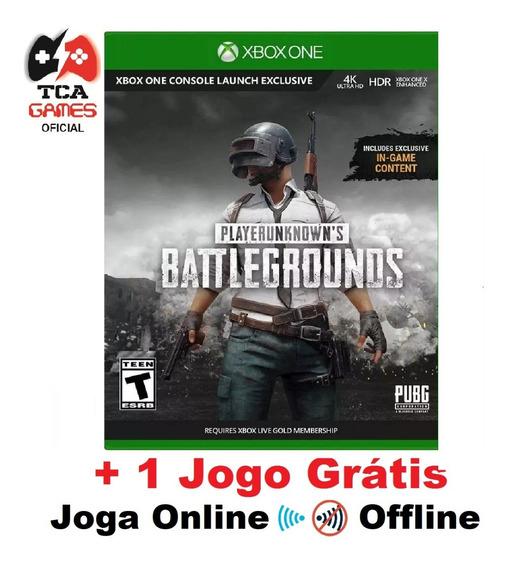 Playerunknowns Battlegrounds Pubg Xbox One Mídia Digital