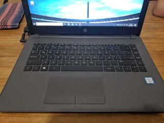 Notebook Hp Intel Core I3 4gb Ram 1 Tb Pantalla 720p