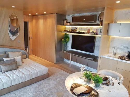 Imagem 1 de 24 de Studio Altíssimo Padrão Vila Olimpia, 1 Dorm. 1 Suite, 1 Vaga - St0037