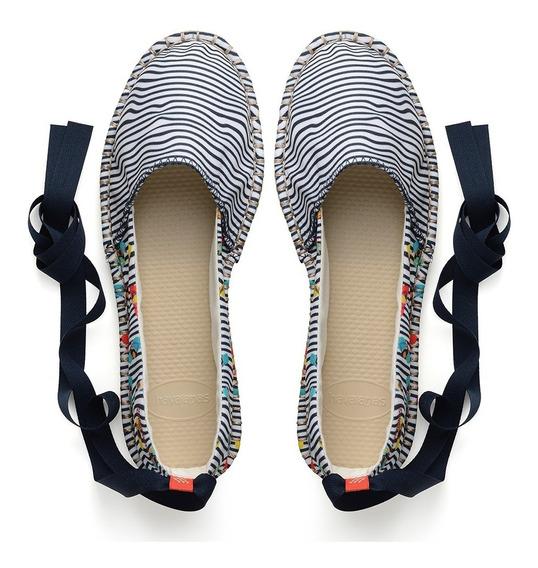 Zonazero Sandalias Havaianas Slim Sandal Blanco Negro Mujer