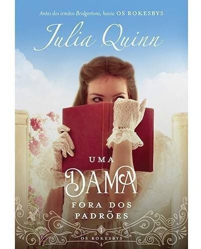 Livro Uma Dama Fora Dos Padrões Julia Quinn (lacrado)