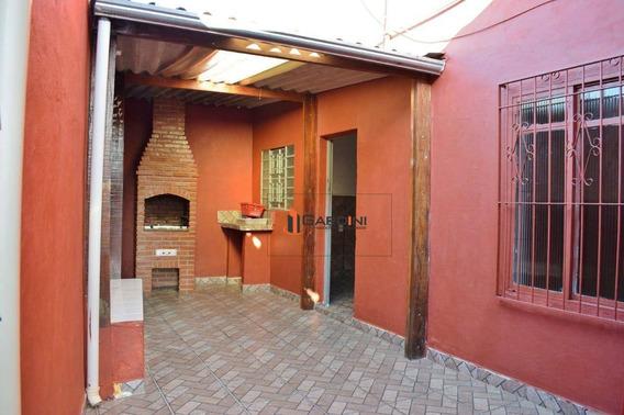 Casa Com 3 Dormitórios À Venda, 167 M² Por R$ 345.000 - Parque Olimpico - Mogi Das Cruzes/sp - Ca0037