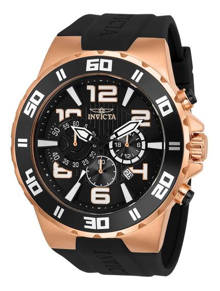 Reloj Invicta 24672 Negro Hombres