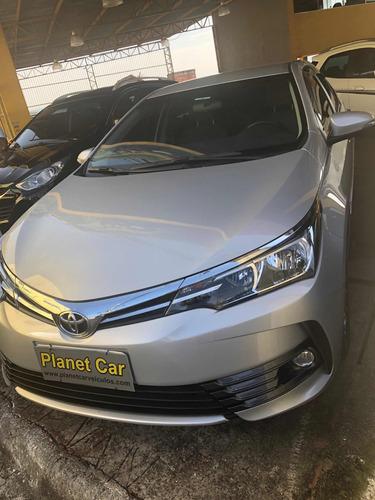 Toyota Corolla 1.8 16v Gli Flex Multi-drive 4p 2016