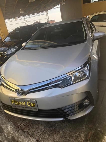 Toyota Corolla 1.8 16v Gli Flex Multi-drive 4p 2018