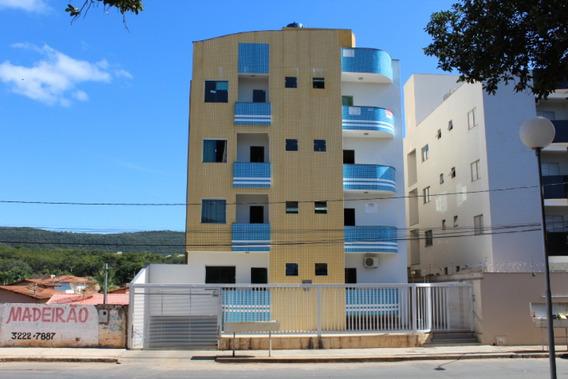 Apartamento Para Venda No Morada Do Sol Em Montes Claros - M - Ap69