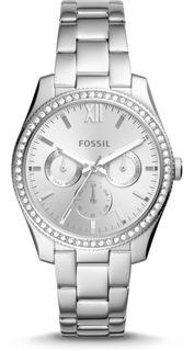 Reloj Fossil Acero Dama Es4314 Original Entrega Inmediata