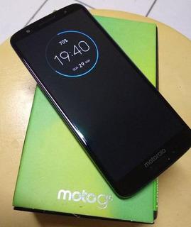 Smartphone Motorola Moto G6 Xt1925 32gb 3gb Ram 2 Câmeras