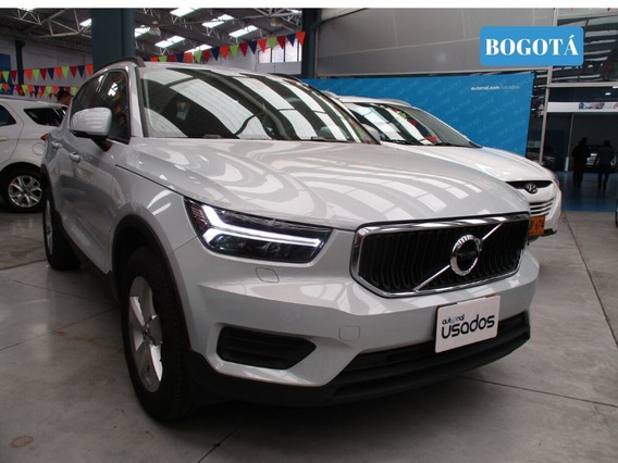 Gky888volvo Xc40 Momentum T4 2.0 Aut 5p 2020