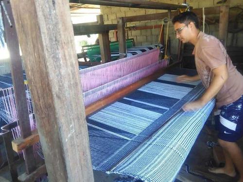 Hamacas Fabricadas En Aldea Artesanal De Tintorero En Lara