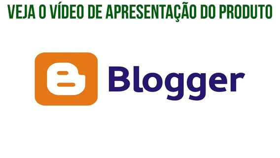 Blogspot Blogger Para Negócios