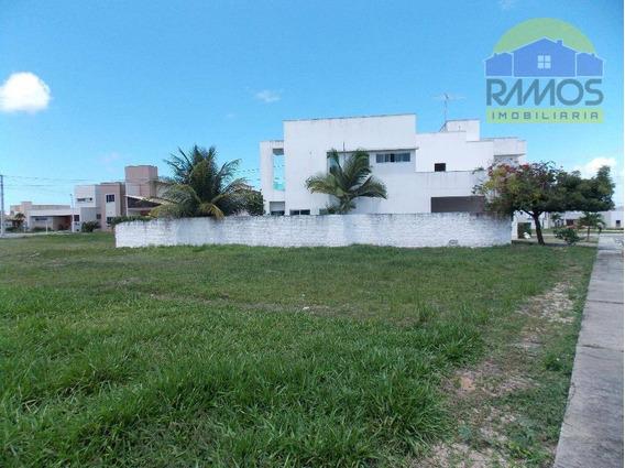 Lote Plano Com 487 M² Condomínio Parque Morumbi, Parnamirim