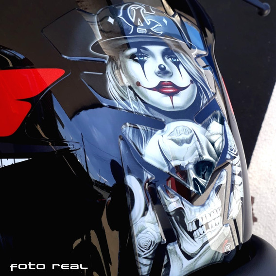 Adesivo Protetor De Tanque - Titan 150 E 160 / Fan / Start