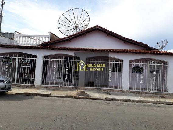 Vende Se Uma Bela Casa Em Pouso Alegre Mg Aqui Na Mila Mar Imoveis !!!!!!!!!!!!!!! - Ca0078