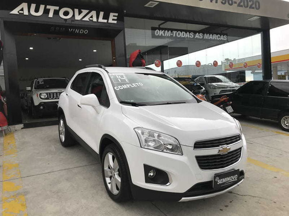 Chevrolet Tracker Ltz 1.8 Ecotec Aut.