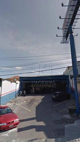 Terreno À Venda, 313 M² Por R$ 800.000,00 - Bangu - Santo André/sp - Te0809