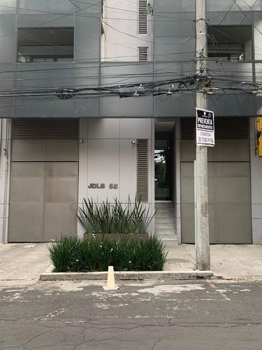 Departamento Venta Condesa Juan De La Barrera