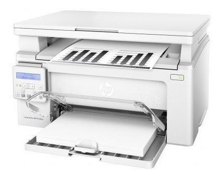 Impressora Hp Laserjet M130nw Monocromática G3q58a Branco