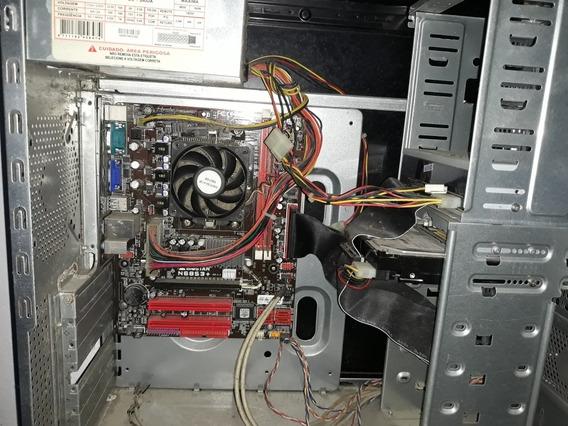 Computador Amd Peças Informática Game Usado Barato