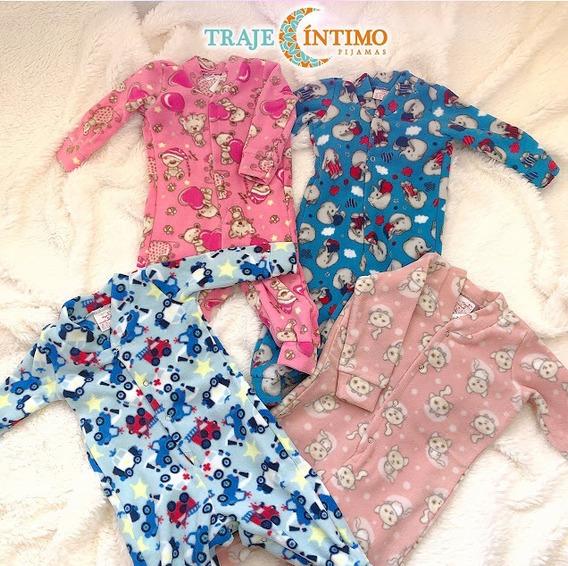 Macacão Infantil Soft (fleece) 2 E 4 Pettenati