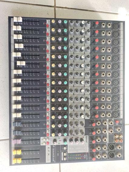 Mesa De Som Sondcraft Efx12