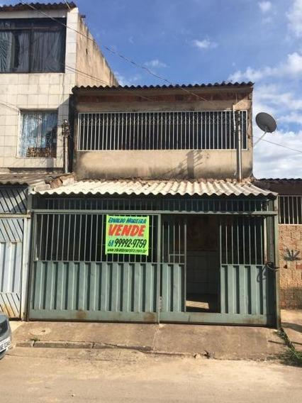 Sobrado Para Venda Em Ra Xv Recanto Das Emas, Sobrado, 5 Dormitórios, 2 Banheiros, 2 Vagas - 023