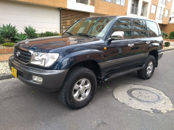 Toyota Sahara Uzj 100