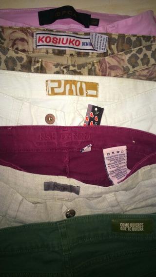 Pantalones De Las Mejores Marcas Talle 38-40