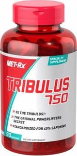 Tribulus 750 Met-rx 90cáp Optimum Now Food Vitrix Muscletech