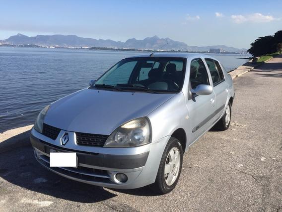 Renault Clio Sedan 1.6 16v 2004/2004
