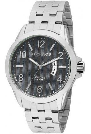 Relógio Masculino Technos Original Clássico 2115krc/1c
