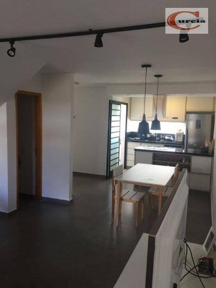 Casa Residencial À Venda, Saúde, São Paulo. - Ca0248