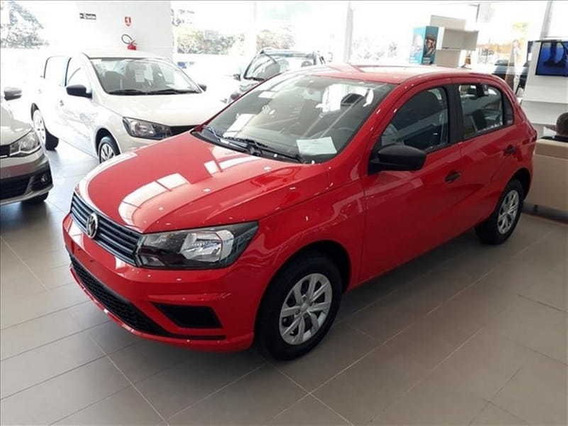 Volkswagen Novo Gol 1.0