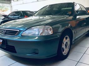 Honda Civic 1.6 Ex Aut. 4p