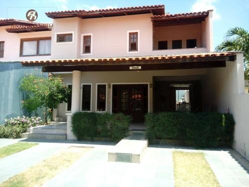 Casa  À Venda, Sapiranga - Fortaleza/ce - Ca0125
