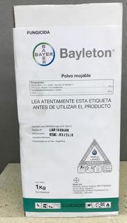 Fungicida Bayleton Bayer X 1 Kg-césped Y Canchas Deportivas